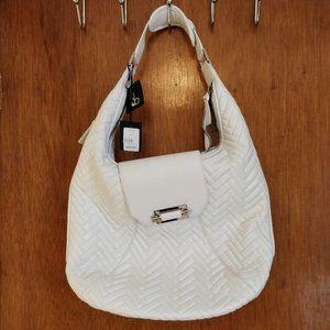NWT Mackage Dara White Shoulder Bag